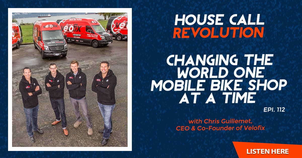 House Call Practice Revolution - Mobile Bike Shop Concept