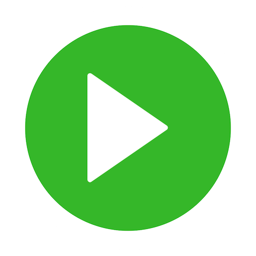 Play button - green