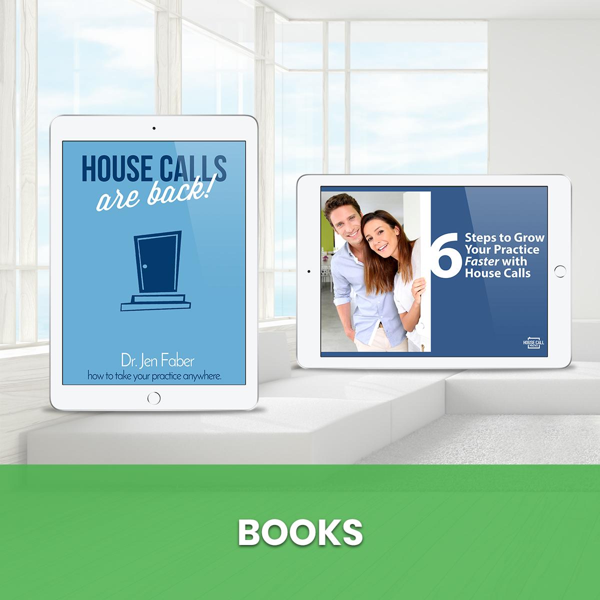 Books - Green