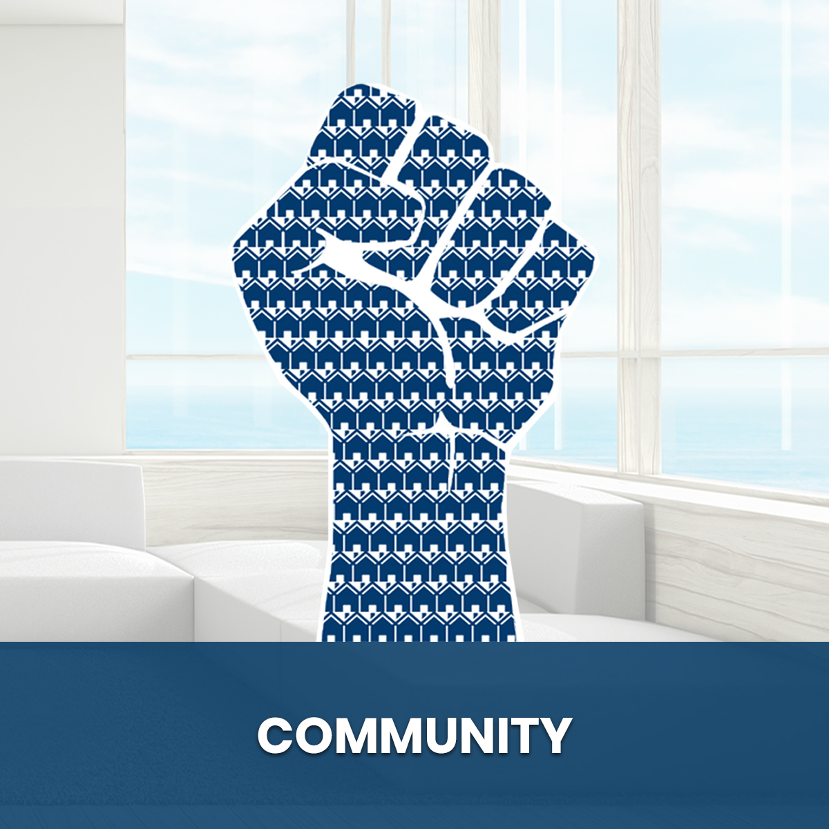 Community - Blue