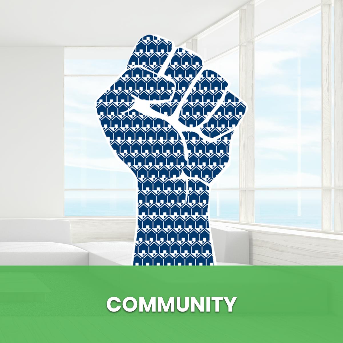 Community - Green