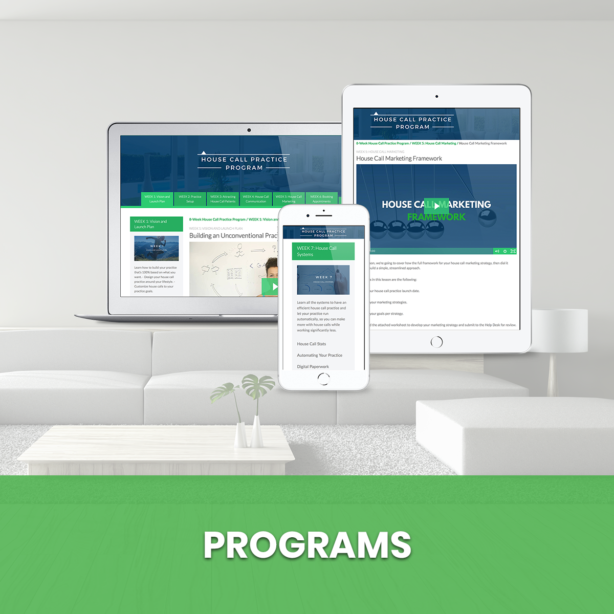 Programs - Green