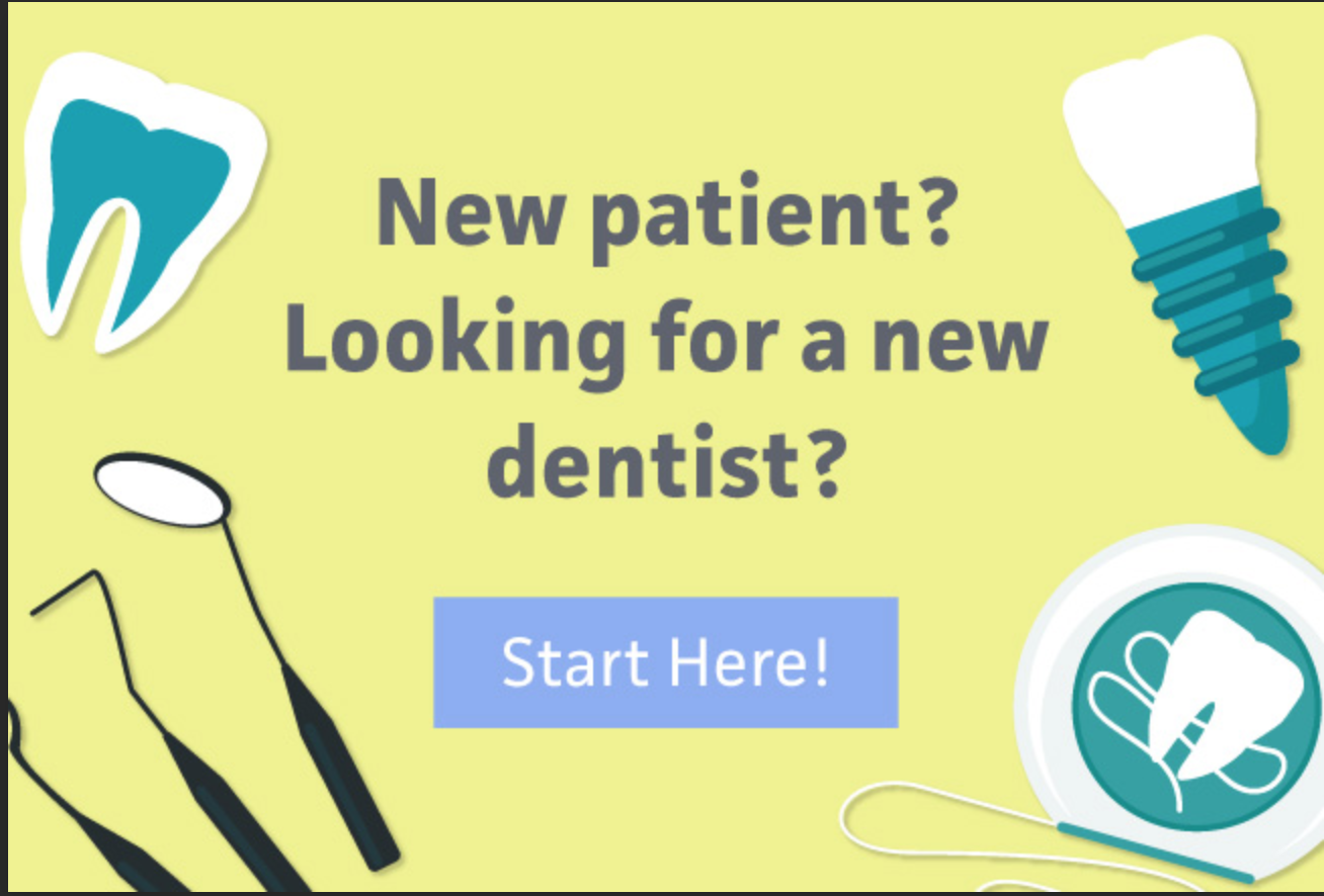 Looking for a new dentist